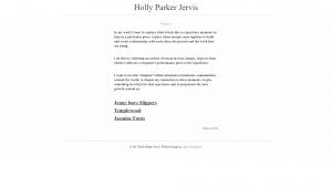 HollyParkerJervis